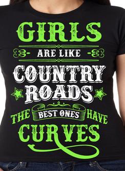 Curvy Girls TShirt