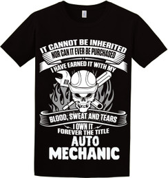 Mechanic Auto Mechanic, Diesel Mechanic, Electrician, Plumber, Mechanical Engineer