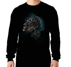 Gorilla Tshirt VDD Exclusive Gorilla Warfar - Green 1