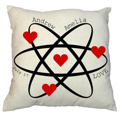 Pillow - Sphere of Love Design