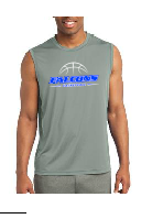 BUSH BASKETBALL SLEEVELESS DRI-FIT T-SHIRT