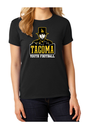 LINCOLN YOUTH FOOTBALL LADIES T-SHIRT