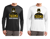LINCOLN ABES YOUTH FOOTBALL DRIFIT LONGSLEEVE T