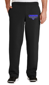 EATONVILLE BASKETBALL OPEN BOTTOM SWEATPANT