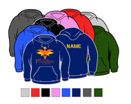 PHOENIX RISING SCHOOL HOODED SWEATSHIRT