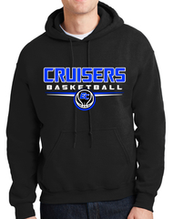EATONVILLE BASKETBALL  HOODED SWEATSHIRT