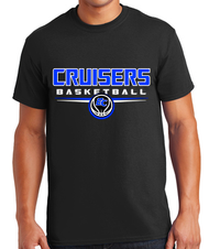 EATONVILLE BASKETBALL T-SHIRT