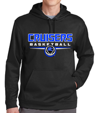 EATONVILLE BASKETBALL DRI-FIT HOOD