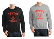 TENINO TENNIS CREWNECK SWEATSHIRT