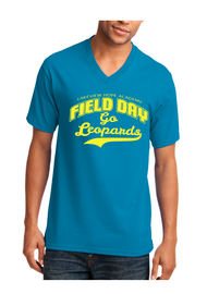 LAKEVIEW HOPE FIELD DAY  V-NECK T-SHIRT
