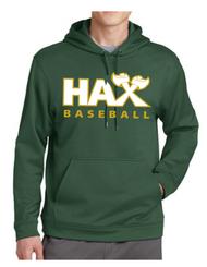 HAX BASEBALL DRI-FIT HOOD