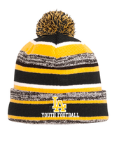 LINCOLN ABES YOUTH FOOTBALL SIDELINE BEANIE