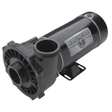 "Pump, Waterway Executive 48, 4.5HP, 230V, 12.0/3.5A, 2-Speed, 2""MBT, SD, 48-Frame (3421821-0A)"