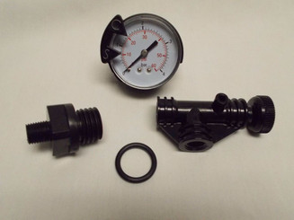 Air Relief Valve with Gauge for Pentair Filters (98209800)