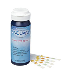 BAQUACIL® 4-Way Test Strips