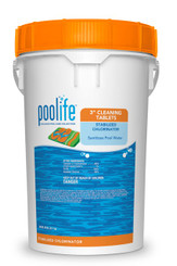 "Poolife 3"" Trichlor Chlorine Tablets"