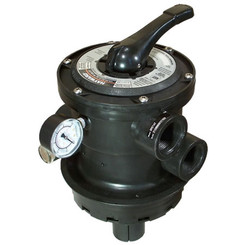"2"" Multiport Backwash Valve for Hayward Sand Filters, Top Mount (SP071621)"