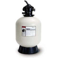 "24"" Pentair Tagelus Sand Filter with Top-Mount Backwash Valve (TA60D)"