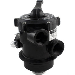 "1.5"" Multiport Backwash Valve for Pentair Tagelus Sand Filters, Top Mount (TM-12-CFC)"