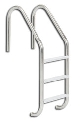 3 Tread Ladder, with plastic steps (VLLS103E)