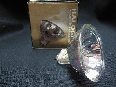 250 Watt Bulb, MR16 Fiber Optic, 120 vole, GY5.3 Base, PLT-ETJ (HI-111)