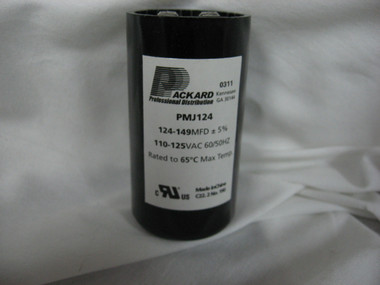 124-149 MFD STARTING CAPACITOR, 115 VAC (124-149)