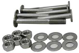 Pool Ladder Bolt Set for 3-Plastic Step Ladder (60-704)