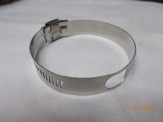 Saddle Clamp For Rainbow & Other Chlorinators R172034