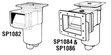 HAYWARD AUTOMATIC SKIMMER MODELS SP1082,1083,1084, 1085,1086