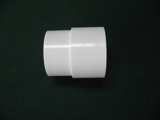 "FITTING, PVC, OUTSIDE PIPE EXTENDER, 1 1/ 2""IPS (0303-15)"