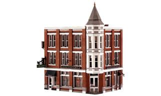 BR5039 HO Woodland Scenics Davenport Department Store