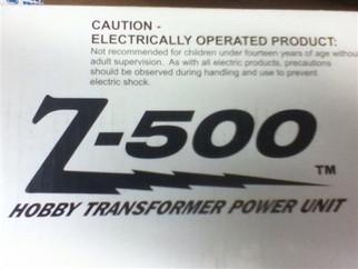Z-500 O MTH Power Brick 50 Watt