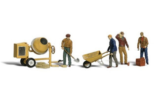 A2753 Woodland Scenics O Masonry Workers