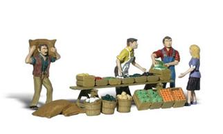 A2750 Woodland Scenics O Farmers Market