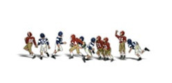 A2169 Woodland Scenics Football Players (N Scale)
