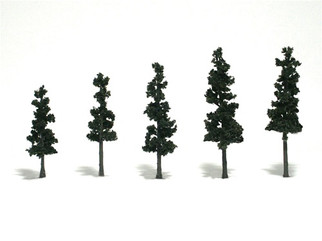 TR1563 Woodland Scenics Ready Made Realistic Tree (Pine)
