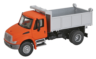 949-11633 HO Walthers SceneMaster(TM) International 4300 Single-Axle Dump Truck