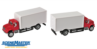 949-11291 HO Walthers(R) SceneMaster International 4900 Single-Axle Box Van-Assembled
