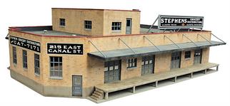 933-3760 HO Walthers Cornerstone(R) Grocery Distributor Kit