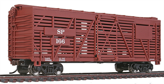 931-1688 Walthers Trainline 40' Stock Car-Southern Pacific