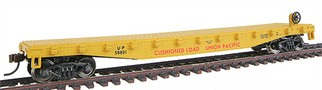 931-1603 Walthers Trainline 50' Flatcar-Union Pacific
