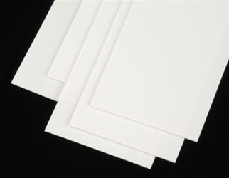 "90641 Strip Stock Styrene .020"" x 24"""