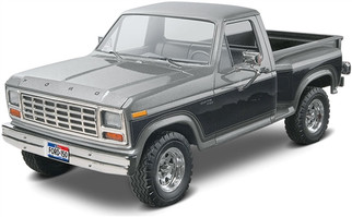 85-4360 Revell Ford Ranger Pickup 1/24 Scale Plastic Model Kit