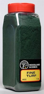 T1346 Woodland Scenics Fine Turf Weeds 32 oz