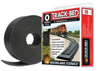 ST1476 Woodland Scenics O Track-Bed Roll