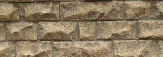 8262 HO/O Chooch Enterprises-Medium Cut Stone Wall