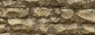 8254 HO/O/G Chooch Enterprises-Large Random Stone Wall