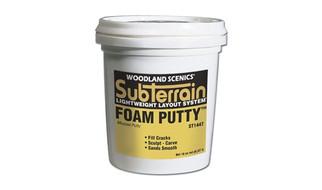 ST1447 Woodland Scenics Foam Putty(Pint)