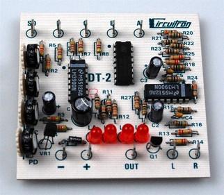 800-5202 Circuitron DT-2 Logic Grade Crossing Detector