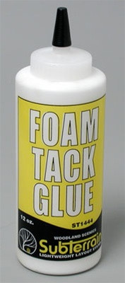 ST1444 Woodland Scenics Foam Tack Glue